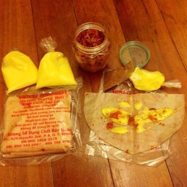 Bánh tráng bơ Vincy - 0903936067 - 0903877624 - 0903936067 - 0903877624, 628 Nguyễn Trãi,8, Quận 5, Hồ Chí Minh