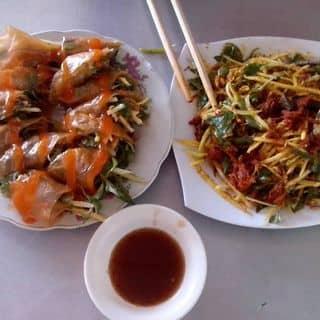 Bánh tráng bơ + gỏi xoài của linhlinh213 tại 29/7 Phan Bội Châu, Thành Phố Pleiku, Gia Lai - 1036721