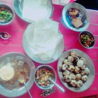 Bánh tráng chấm muối ✌🏻️💋💓 của honghanh95 tại 349 Hiệp An,  Đường Lạc Long Quân, Huyện Hòa Thành, Tây Ninh - 730800