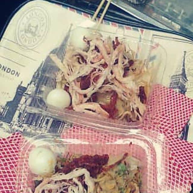 Bánh tráng trộn Hàng Trống - 38 Hàng Trống, Hoàn Kiếm, Hà Nội