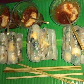 Bánh tráng cuốn chấm me của htngoc17 tại 40 Đường Số 11, Quận 4, Hồ Chí Minh - 3458467