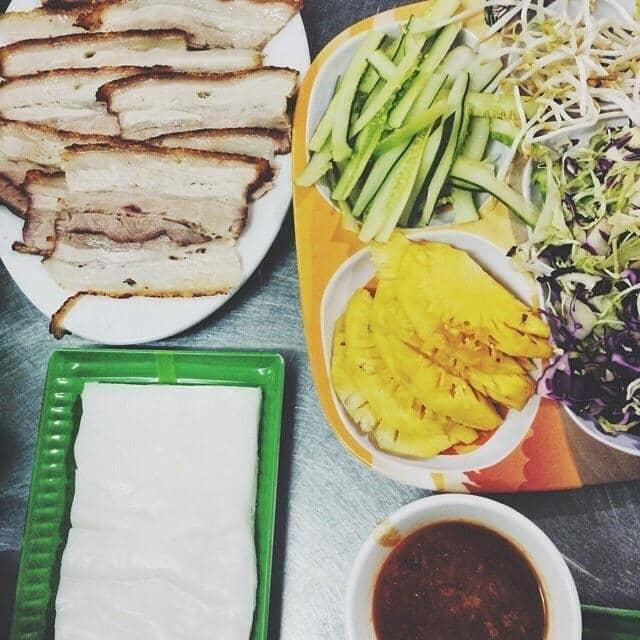 Bánh tráng cuốn thịt heo - Phạm Ngọc Thạch - Ngõ 21 Phạm Ngọc Thạch, Quận Đống Đa, Hà Nội