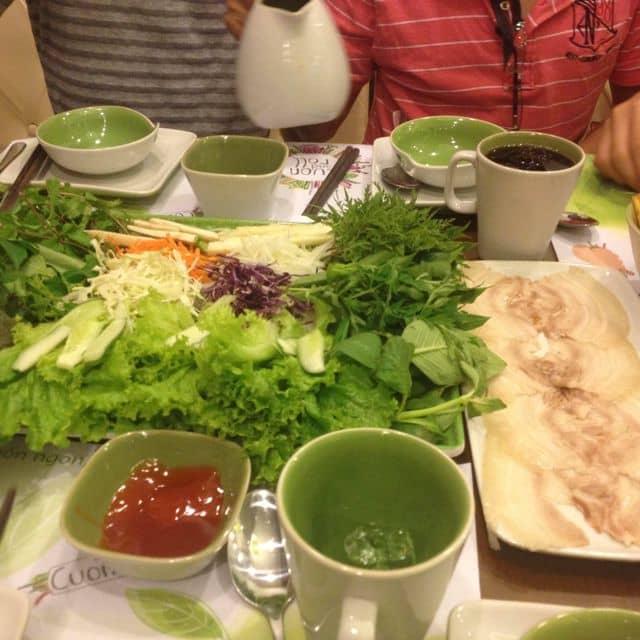 Bánh tráng cuốn thịt heo của Giang LangThang tại Nhà hàng Cuốn N Roll - 20403