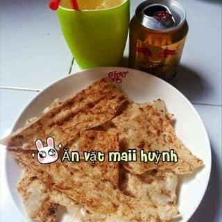 Bánh tráng mắm ruốc nướng phan thiết của anvatmaiihuynh tại 255 Thủ Khoa Huân, Thị Xã Châu Đốc, An Giang - 352323