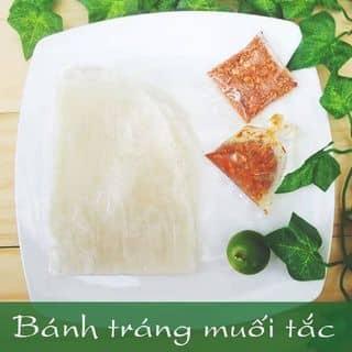 Bánh tráng muối tắc của cafepho tại 163 Nguyễn Thị Minh Khai, Liên Hương, Huyện Tuy Phong, Bình Thuận - 2767757
