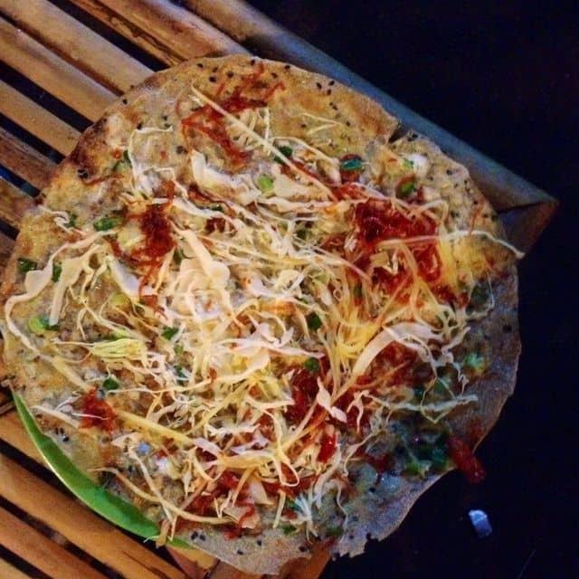 Bánh tráng nướng của Linh Hoàng tại Bánh Tráng Nướng C002 - 1962