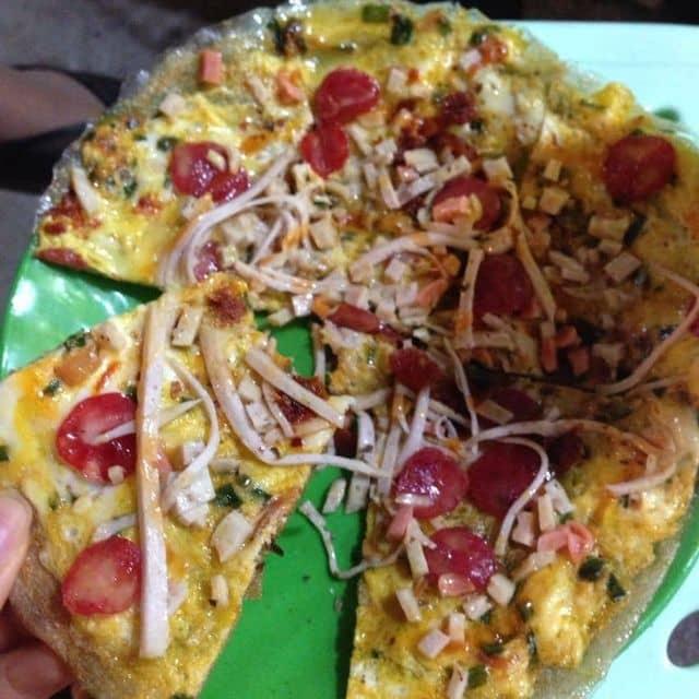 Bánh tráng nướng của Sammie Quach tại Đặc sản Đà Lạt 195 Đội Cấn - 87923