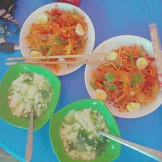 Bánh tráng trộn Lưu Kim Hồng và tào phớ matcha của thanhlam1662000 tại 244 Quang Trung, Thị Xã Tuyên Quang, Tuyên Quang - 1207212