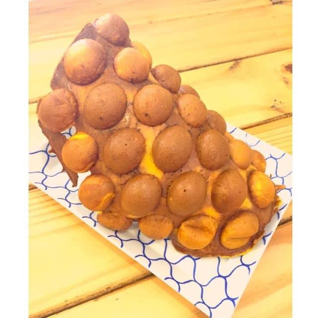 Bánh trứng của Thanh Hoàng tại Skinbar - Tokkie in city - 111580