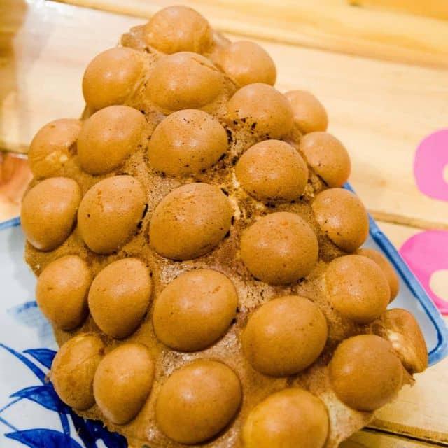 Bánh trứng gà non của Nhi Trương tại Skinbar - Tokkie in city - 113446