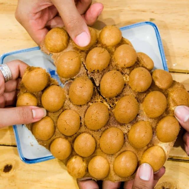 Bánh trứng gà non của Nam Hà tại Skinbar - Tokkie in city - 113446