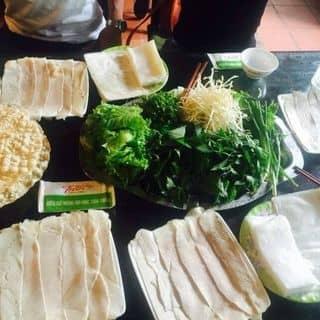 Bánh ướt cuốn thịt heo của galacasocola tại Hà Tĩnh - 747224