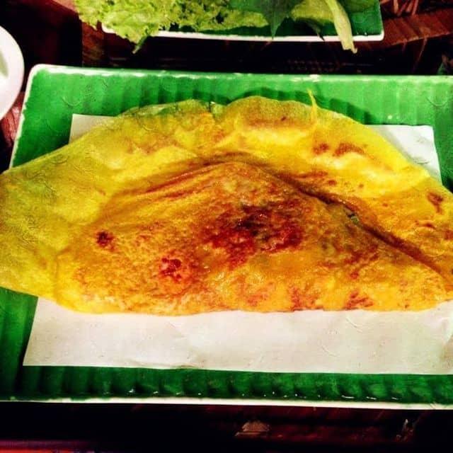 Bánh xèo của Cherry Phạm tại Bánh Xèo Ăn Là Ghiền - Cao Thắng - 2507