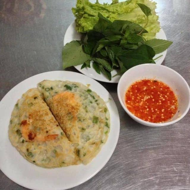 Bánh xèo nhân thịt ba chỉ của Kim Trinh tại Bánh xèo Quảng Ngãi - 2616
