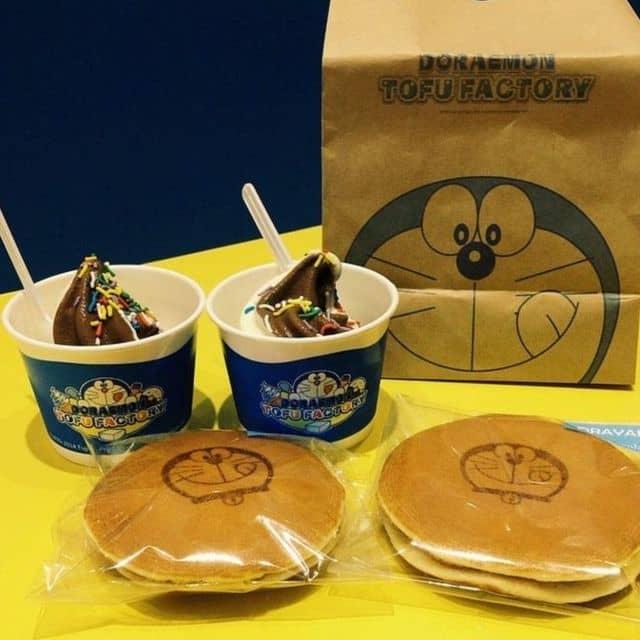 Bánhhh của Tu Doan tại Doraemon Factory - AEON Mall - 84429