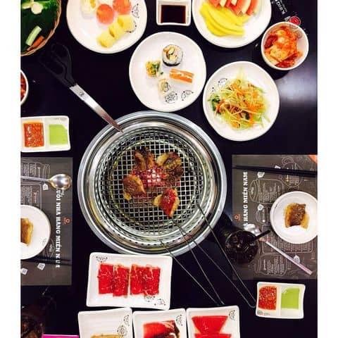 Các hình ảnh được chụp tại King BBQ Buffet – AEON Tân Phú