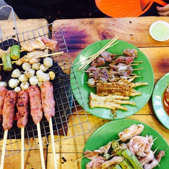 Bbq của Trinh Phương tại Happy BBQ - Xiên Nướng Đồng Giá - 65676