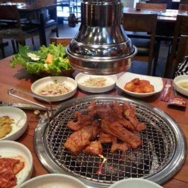 Bbq của Đô tại Mr. Park - Sườn Nướng Hàn Quốc - 84497