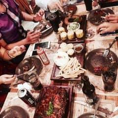 Bbq set 2 của Linh Ánh tại Quán Ụt Ụt - Barbecue & Beer - 207677