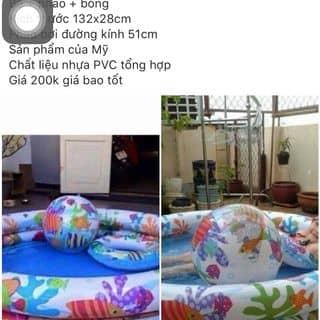 Bể bơi cao cấp của anhnguyet2tieuthuduongpho tại G2-4 Trung Tâm Mua Sắm Hoàng Gia, Phường 5, Thành Phố Cà Mau, Cà Mau - 764708