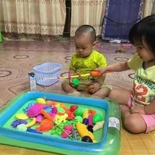 Bể phao câu cá loại 3 cần của cocashop tại Đà Nẵng - 952023