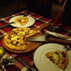 Beef Steak Pizza của Anh Hồng Anh tại Pepperonis Restaurant - Huỳnh Thúc Kháng - 150895