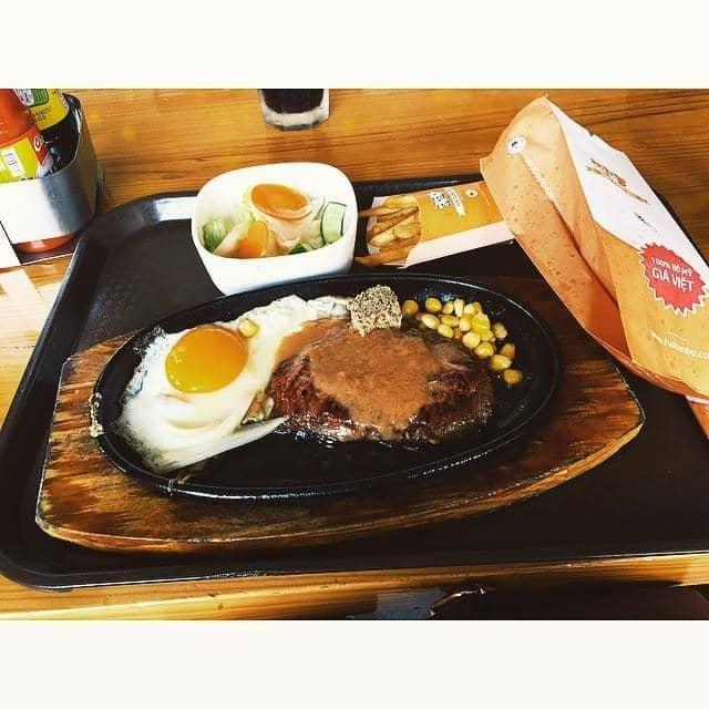 Beefsteak của Pòn tại Beefsteak Hai Con Bò - Nguyễn Cư Trinh - 35487
