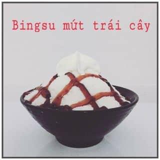 Bingsu mứt trái cây của maihoacu tại Trần Hưng Đạo, Thành Phố Đông Hà, Quảng Trị - 459860