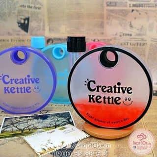 BÌNH NƯỚC NHỰA TRÒN CREATIVE KETTLE của shop10k.vn tại Hồ Chí Minh - 2950667