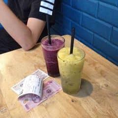 Blueberry - Passion của Little Linh tại Urban Station Coffee Takeaway - Chùa Láng - 293774