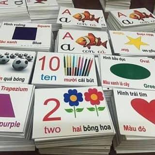 Bộ 50 thẻ chữ cái có hình của tantan59 tại Bắc Ninh - 1067286