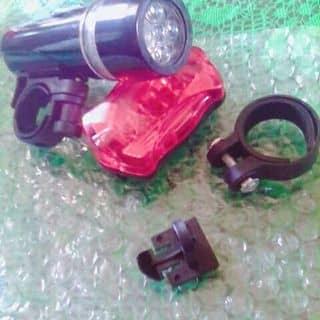 Bộ đèn led xe đạp đi đêm 2 món cực sáng của nhihailua123 tại Trà Vinh - 3394124