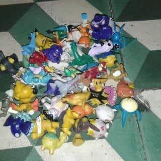 Bộ đồ chơi Pokemon của bichkekid tại Đà Nẵng - 1482369