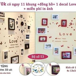 Bộ khung ảnh  của mualaroi311 tại Hồ Chí Minh - 856287