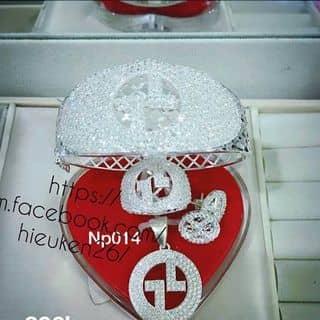 Bộ lắc tay + mặt + nhẫn + bông tai của ssessuongssaossoi tại Ninh Bình - 1556936