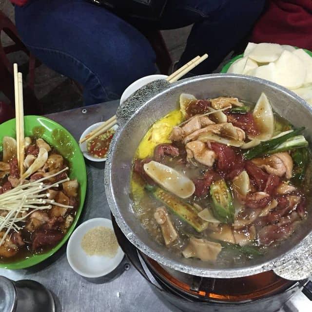 Nhung Xinh - Bò Nầm Nướng - 287 Trần Đại Nghĩa Kéo Dài, Quận Hai Bà Trưng, Hà Nội