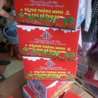 Bo the hoc thong minh 16 chu de 416 cai của hienluu8 tại 24 Nguyễn Huệ, Thành Phố Qui Nhơn, Bình Định - 1479825