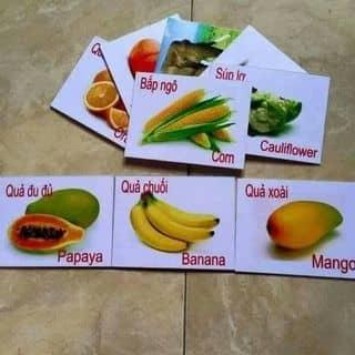 Bộ thẻ học thông minh cho bé của duyendo20 tại Ninh Bình - 3175819