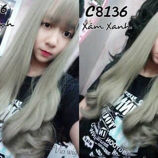 Bộ tóc giả xám khói của nkisuts tại 12 Nguyễn Trãi, Mỹ Long, Thành Phố Long Xuyên, An Giang - 792944