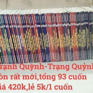 Bộ Truyện Trạng Quỷnh (còn mới-gần full) của nguyendang35 tại Đồng Nai - 726770