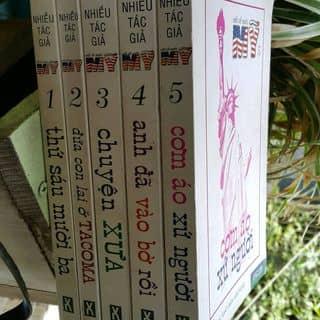 Bộ Viết về nước mỹ của momobookstore tại Hồ Chí Minh - 2949074