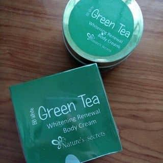 Body trà xanh bên tớ chỉ có 150k thôi nhé khách. . Dùng cực kì ok luôn nè 😘😘😘😘😘😘😘 - hôp 150gr dùng hơn 1 tháng nha 😻😻😻 của yenoanh8 tại Hồ Chí Minh - 753363