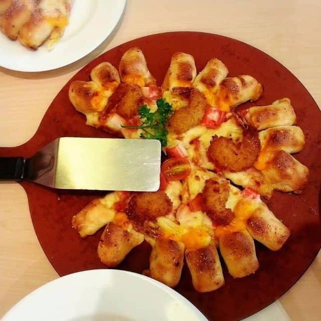 Breaded Shrimp Cheesy Bites của Thảo Nguyễn tại Pizza Hut - Diamond Plaza - 113056