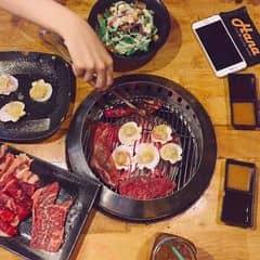 Buffe nướng lẩu của Oanh Micky tại Hana BBQ & Hot Pot Buffet - Điện Biên Phủ - 33425