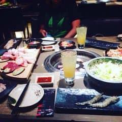Buffe nướng lẩu của Thanh Mai tại Sumo BBQ - Quán Sứ - Buffet Nướng & Lẩu - 906113