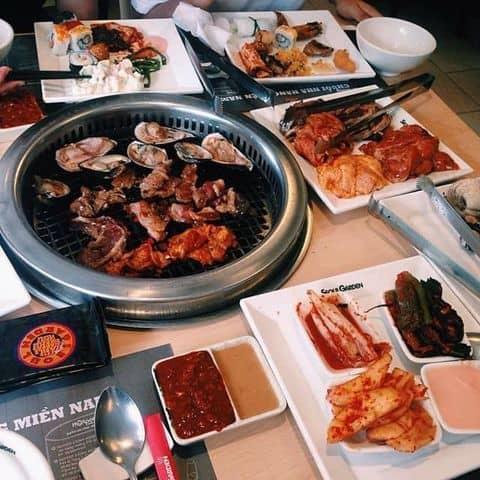 Buffee cuối tuần - 125651 littlecat.2212 - Seoul Garden - Buffet Lẩu & Nướng - Nam Kỳ Khởi Nghĩa - 208 Nam Kỳ Khởi Nghĩa, Quận 3, Hồ Chí Minh