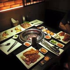 Buffee lẩu của Nguyễn BíchNga tại Seoul Garden - Buffet Lẩu & Nướng - Trần Hưng Đạo - 910040