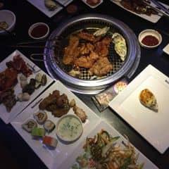 Buffer nướng lẩu  của Dym's Gumiho tại Seoul Garden - Buffet Lẩu & Nướng - Trần Hưng Đạo - 1007433