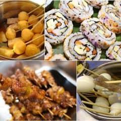một số món của Kichi Kichi. :D #happykichi