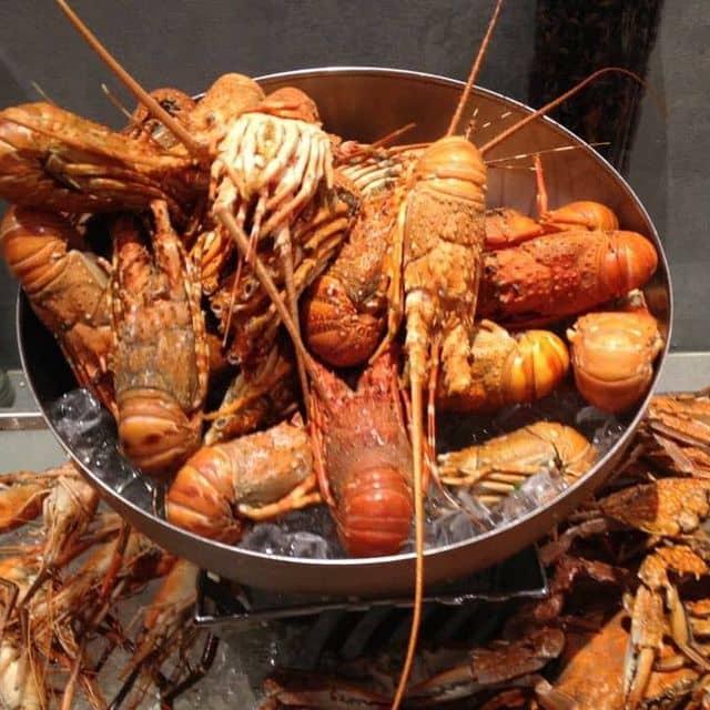 Buffet của Thảo Nguyễn tại Buffet Liberty Central Saigon - 128864